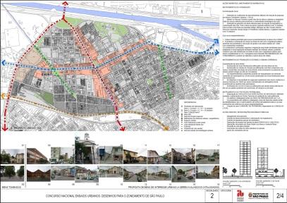 Concurso Nacional Ensaios Urbanos - M2 - projeto 05 - Prancha 02