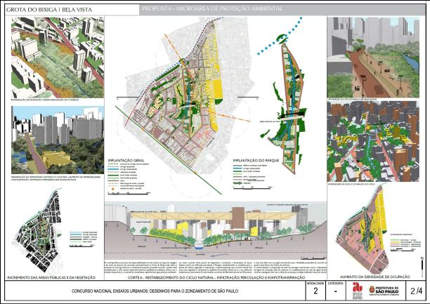 Concurso Nacional Ensaios Urbanos - M2 - projeto 08 - Prancha 02