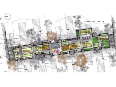 Concurso Mass Housing - Regional - África Subsaariana - Segundo Lugar - Imagem