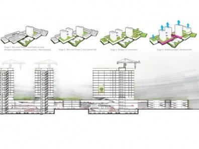 Concurso Mass Housing - Regional - Ásia e Pacífico - Segundo Lugar - Imagem