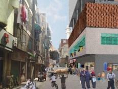 Concurso Mass Housing - Regional - Estados Árabes - Segundo Lugar - Imagem