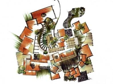 Concurso Mass Housing - Regional - Estados Árabes - Terceiro Lugar - Imagem