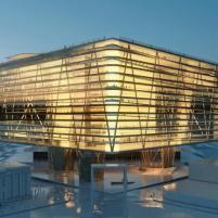 Concurso - Centro Administrativo - Primeiro Lugar - Imagem 1