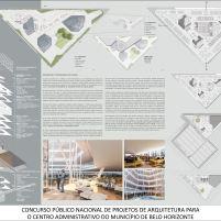 Concurso - Centro Administrativo - Primeiro Lugar - Prancha 2