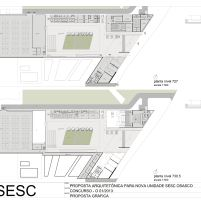 Concurso SESC Osasco - Primeiro Lugar - Prancha 02