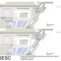 Concurso SESC Osasco - Primeiro Lugar - Prancha 03