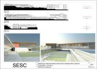 Concurso SESC Osasco - Primeiro Lugar - Prancha 04