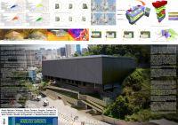 Concurso Anexo do BNDES - Quinto Lugar - Prancha 03