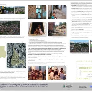 Concurso – Baixinha de Santo Antônio - Segundo Lugar - Prancha 01