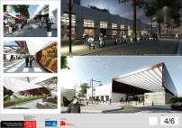 Concurso de Arquitetura - Mercado Público de Lages - 1º Lugar - Prancha 04