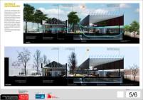 Concurso de Arquitetura - Mercado Público de Lages - 1º Lugar - Prancha 05