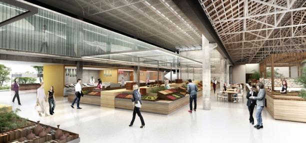 Concurso de Arquitetura - Mercado Público de Lages - 2º Lugar - Imagem 03