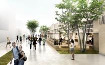 Concurso de Arquitetura - Mercado Público de Lages - 2º Lugar - Imagem 04