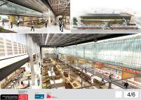 Concurso de Arquitetura - Mercado Público de Lages - 2º Lugar - Prancha 04