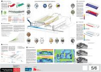 Concurso de Arquitetura - Mercado Público de Lages - 2º Lugar - Prancha 05