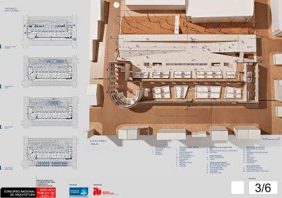 Concurso de Arquitetura - Mercado Público de Lages - 3º Lugar - Prancha 03