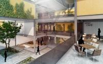 Concurso Público Nacional de Arquitetura - Campus Igara UFCSPA - Segundo Lugar - Imagem 02