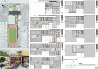 Concurso Público Nacional de Arquitetura - Campus Igara UFCSPA - Segundo Lugar - Prancha 02