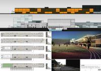 Concurso Público Nacional de Arquitetura - Campus Igara UFCSPA - Segundo Lugar - Prancha 04