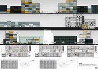 Concurso Público Nacional de Arquitetura - Campus Igara UFCSPA - Segundo Lugar - Prancha 05