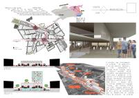 8º Concurso Nacional de Ideias para a Reforma Urbana - Segundo Lugar - Prancha 01
