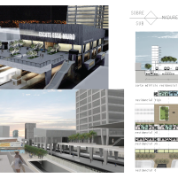 8º Concurso Nacional de Ideias para a Reforma Urbana - Segundo Lugar - Prancha 03