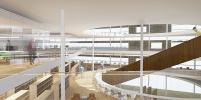 Concurso Anexo da Biblioteca Nacional - Menção Honrosa - Imagem 2