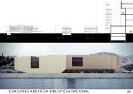 Concurso Anexo da Biblioteca Nacional - Menção Honrosa - Prancha 5