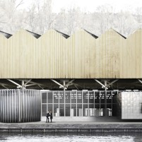 Museu Guggenhein - Segundo finalista - Imagem 02