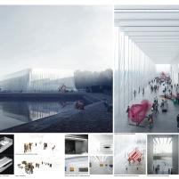 Museu Guggenhein - Terceiro finalista - Prancha 03