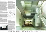 Premiados - Concurso MIS PRO - RJ - Segundo Lugar - Prancha 01