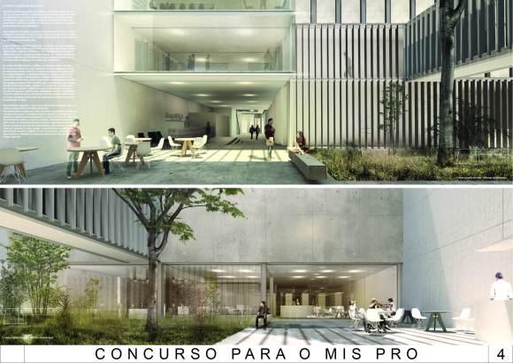 Premiados - Concurso MIS PRO - RJ - Segundo Lugar - Prancha 04