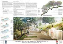 Premiados – Concurso - Parque do Mirante - Segundo Lugar - Prancha 1