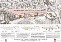 Premiados – Concurso - Parque do Mirante - Terceiro Lugar - Prancha 1