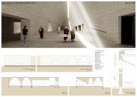 Concurso – Bamiyan Cultural Centre - Primeiro Lugar - Prancha 3