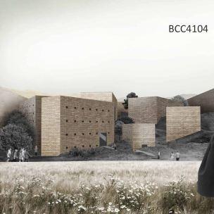 Concurso – Bamiyan Cultural Centre - Segundo Lugar - Imagem 2