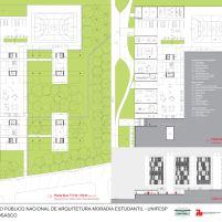 CONCURSO MORADIA ESTUDANTIL UNIFESP - 2º Pré-Qualificado - Prancha 2