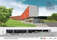 CONCURSO MORADIA ESTUDANTIL UNIFESP - 2º Pré-Qualificado - Prancha 4