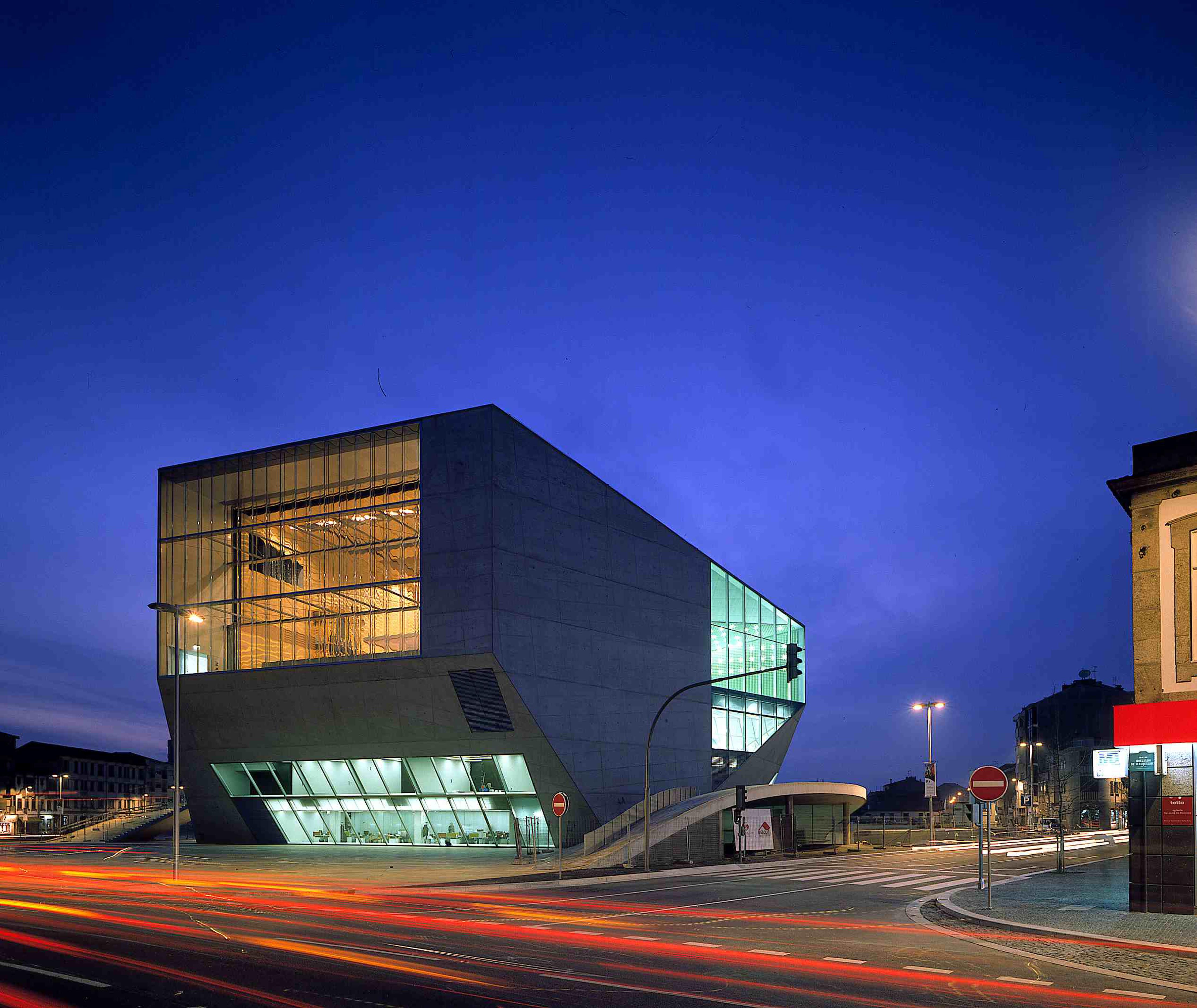 Casa De Musica Hotel Porto