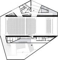Casa da Musica_OMA_Planta_Nivel 4