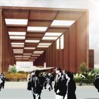 Pavilhão do Brasil - 3D - Imagem 07