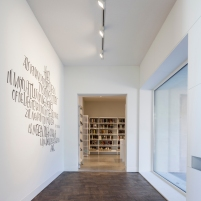 Studio Farris Architects - City Library Bruges - Foto 12 - ©Tim Van de Velde