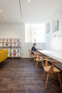 Studio Farris Architects - City Library Bruges - Foto 14 - ©Tim Van de Velde