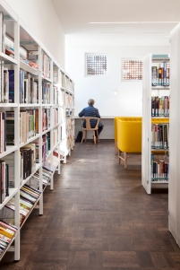 Studio Farris Architects - City Library Bruges - Foto 13 - ©Tim Van de Velde