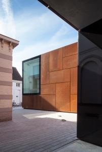 Studio Farris Architects - City Library Bruges - Foto 03 - ©Tim Van de Velde