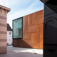 Studio Farris Architects - City Library Bruges - Foto 03 - ©Tim Van de Velde