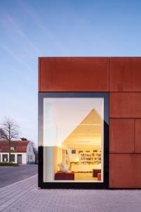 Studio Farris Architects - City Library Bruges - Foto 04- ©Tim Van de Velde