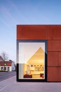 Studio Farris Architects - City Library Bruges - Foto 04- ©Tim Van de Velde