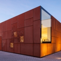 Studio Farris Architects - City Library Bruges - Foto 05 - ©Tim Van de Velde