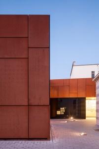 Studio Farris Architects - City Library Bruges - Foto 06 - ©Tim Van de Velde